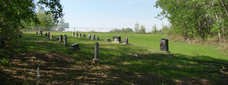 View St Matthew Lutheran Church Inga Cemetery Map and Interments